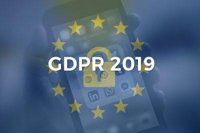 2019.áprilistól várható adatvédelmi változások